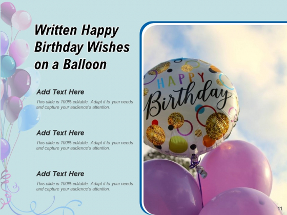 Many_Happy_Returns_Of_Day_Greetings_Cake_Icon_Mobile_Ppt_PowerPoint_Presentation_Complete_Deck_Slide_11