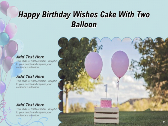 Many_Happy_Returns_Of_Day_Greetings_Cake_Icon_Mobile_Ppt_PowerPoint_Presentation_Complete_Deck_Slide_2