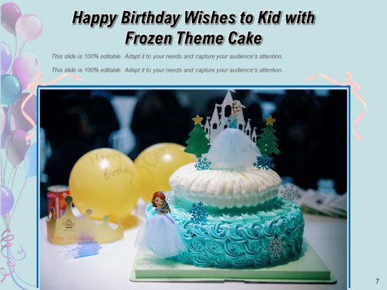 Many_Happy_Returns_Of_Day_Greetings_Cake_Icon_Mobile_Ppt_PowerPoint_Presentation_Complete_Deck_Slide_7