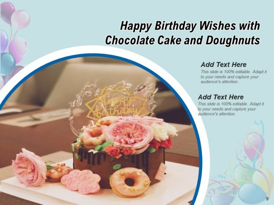 Many_Happy_Returns_Of_Day_Greetings_Cake_Icon_Mobile_Ppt_PowerPoint_Presentation_Complete_Deck_Slide_9