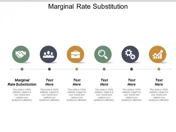 Marginal Rate Substitution Ppt PowerPoint Presentation Infographics Topics Cpb