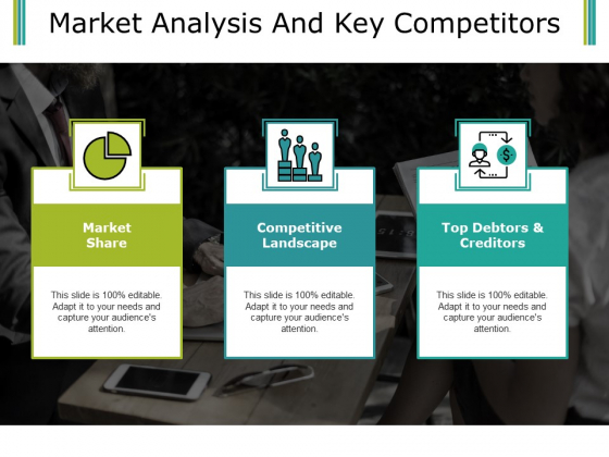 Market Analysis And Key Competitors Ppt PowerPoint Presentation File Show