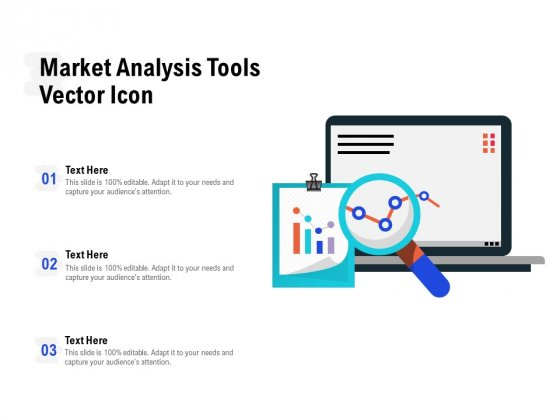 Market Analysis Tools Vector Icon Ppt PowerPoint Presentation Infographics Picture PDF