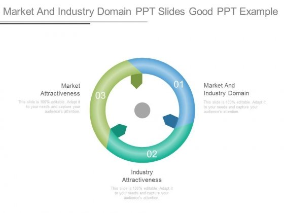 Market And Industry Domain Ppt Slides Good Ppt Example