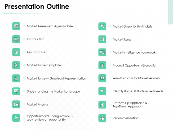 Market_Approach_To_Business_Valuation_Presentation_Outline_Topics_PDF_Slide_1