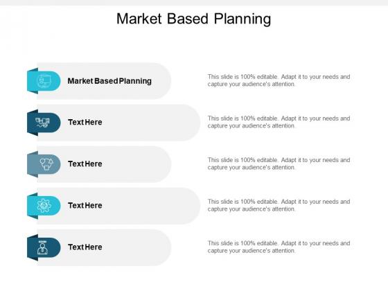 Market Based Planning Ppt PowerPoint Presentation Ideas Styles Cpb Pdf