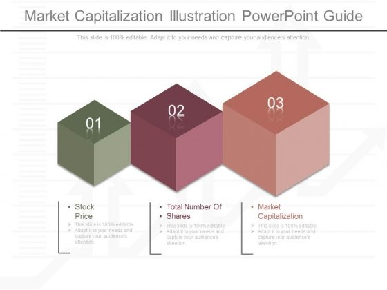 Market Capitalization Illustration Powerpoint Guide