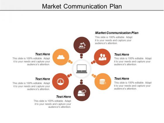 Market Communication Plan Ppt Powerpoint Presentation Layouts Slide Download Cpb
