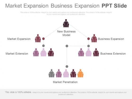 Market Expansion Business Expansion Ppt Slide