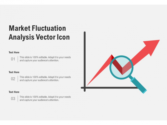Market Fluctuation Analysis Vector Icon Ppt PowerPoint Presentation Layouts Vector PDF