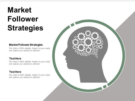 Market Follower Strategies Ppt PowerPoint Presentation Infographic Template Summary Cpb
