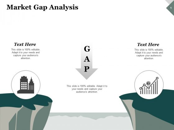 Market Gap Analysis Ppt PowerPoint Presentation Infographic Template Infographics