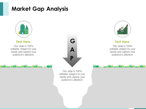 Market Gap Analysis Ppt PowerPoint Presentation Infographics Topics