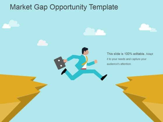 Market Gap Opportunity Template 1 Ppt PowerPoint Presentation Inspiration Visual Aids
