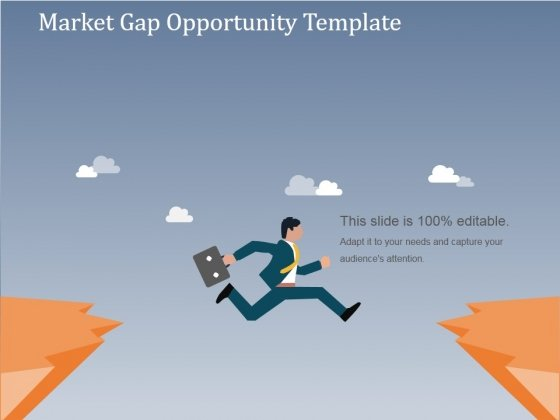 Market Gap Opportunity Template 2 Ppt PowerPoint Presentation Pictures Diagrams