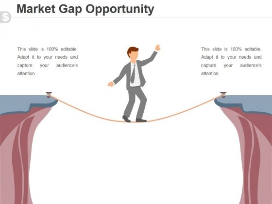 Market Gap Opportunity Template 2 Ppt PowerPoint Presentation Portfolio