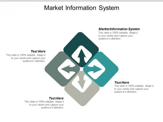 Market Information System Ppt PowerPoint Presentation Infographic Template Graphics Pictures Cpb