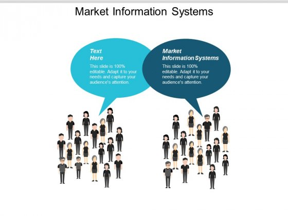 Market Information Systems Ppt Powerpoint Presentation Ideas Graphics Template Cpb