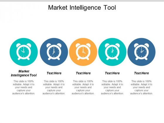 Market Intelligence Tool Ppt PowerPoint Presentation Model Templates Cpb