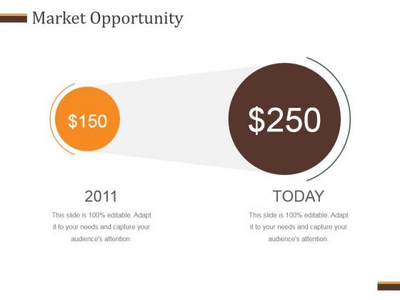 Market Opportunity Ppt PowerPoint Presentation Inspiration