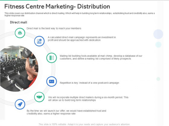 Market Overview Fitness Industry Fitness Centre Marketing Distribution Ppt Infographic Template Display PDF