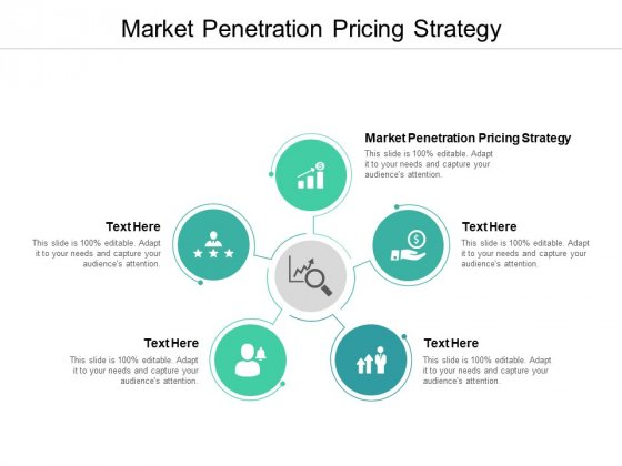 Market Penetration Pricing Strategy Ppt PowerPoint Presentation Outline Graphics Template Cpb