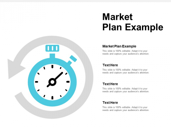 Market Plan Example Ppt PowerPoint Presentation Styles Background Images Cpb
