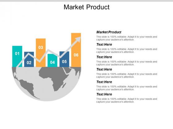 Market Product Ppt PowerPoint Presentation Portfolio Templates Cpb