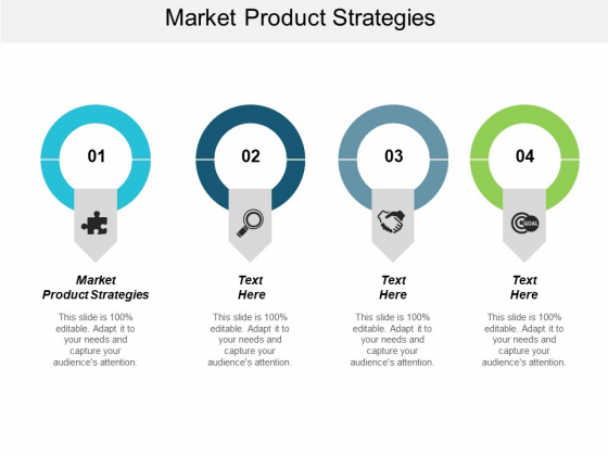 Market Product Strategies Ppt PowerPoint Presentation Styles Examples Cpb