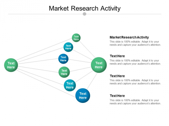 Market Research Activity Ppt PowerPoint Presentation Slides Maker Cpb