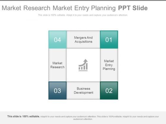 Market Research Market Entry Planning Ppt Slide