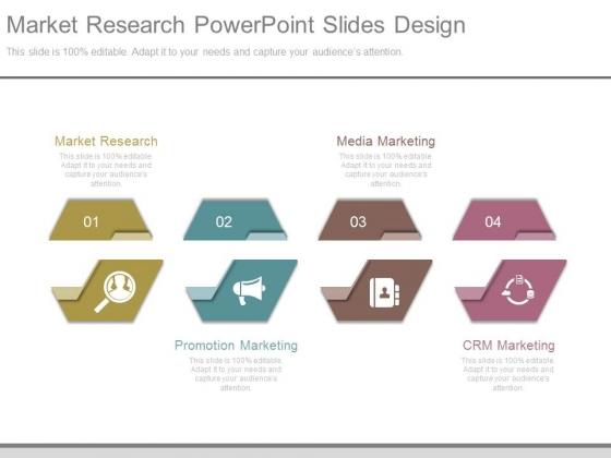 Market Research Powerpoint Slides Design