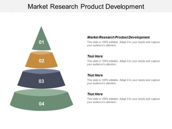 Market Research Product Development Ppt PowerPoint Presentation Slides Deck Cpb