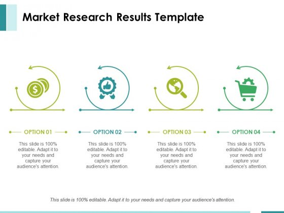 Market Research Results Template Ppt PowerPoint Presentation Ideas Graphic Tips