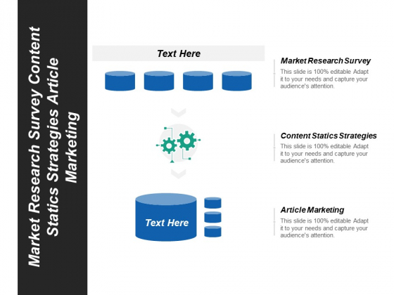 Market Research Survey Content Tactics Strategies Article Marketing Ppt PowerPoint Presentation Styles Files