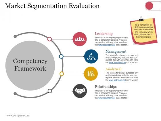 Market Segmentation Evaluation Ppt PowerPoint Presentation Icon Elements