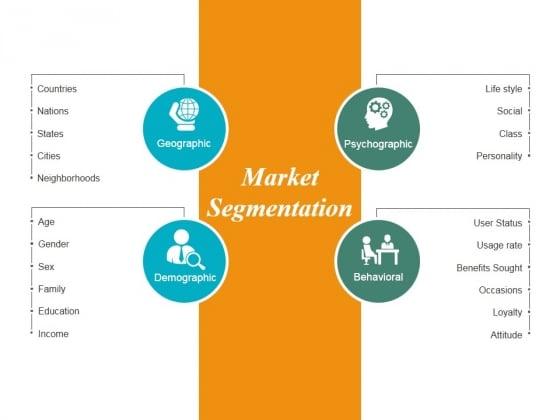 Market Segmentation Ppt Powerpoint Presentation File Background Designs