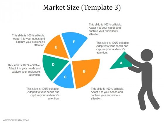 Market Size Template 3 Ppt PowerPoint Presentation Show Visual Aids