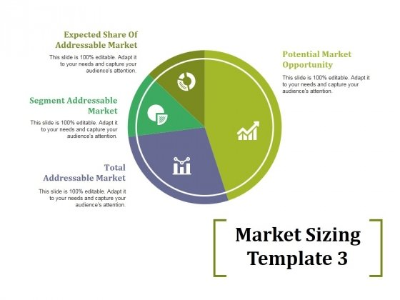Market Sizing Template 3 Ppt PowerPoint Presentation Ideas Slide