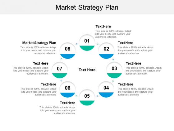 Market Strategy Plan Ppt PowerPoint Presentation File Template Cpb