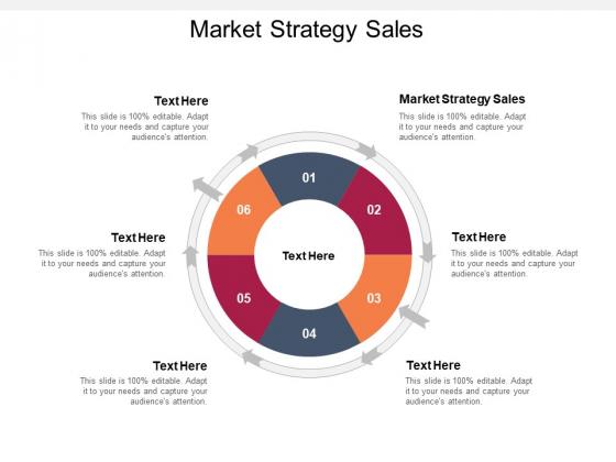 Market Strategy Sales Ppt PowerPoint Presentation Inspiration Shapes Cpb Pdf