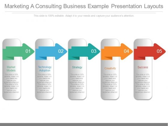 Marketing A Consulting Business Example Presentation Layouts ...