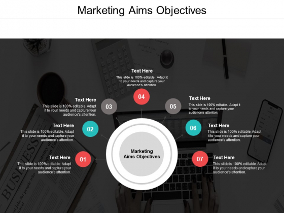 Marketing Aims Objectives Ppt PowerPoint Presentation Pictures Layout Cpb