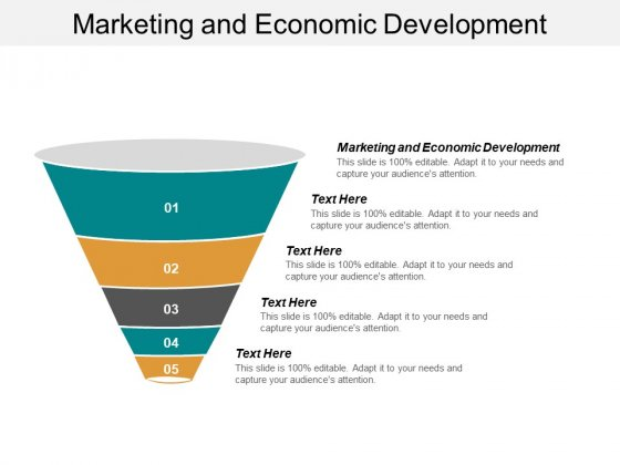 Marketing And Economic Development Ppt PowerPoint Presentation Outline Show Cpb