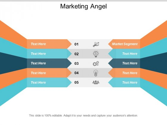 Marketing Angel Ppt PowerPoint Presentation Inspiration Brochure Cpb