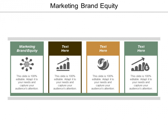 Marketing Brand Equity Ppt Powerpoint Presentation Layouts Show Cpb
