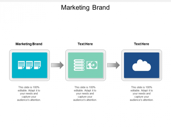 Marketing Brand Ppt PowerPoint Presentation Outline Objects Cpb