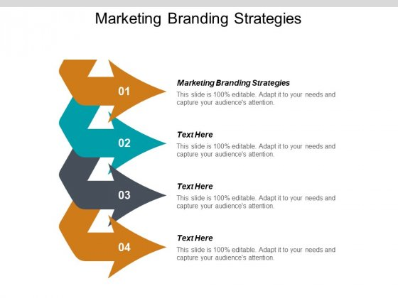 Marketing Branding Strategies Ppt PowerPoint Presentation Slides Graphics Cpb