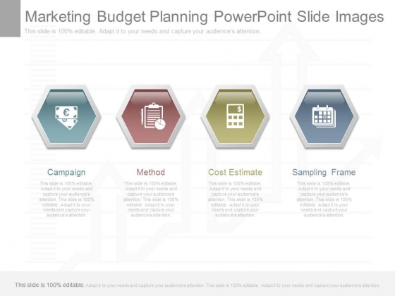 Marketing Budget Planning Powerpoint Slide Images