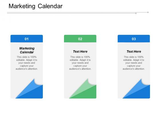 Marketing Calendar Ppt PowerPoint Presentation Outline Mockup Cpb